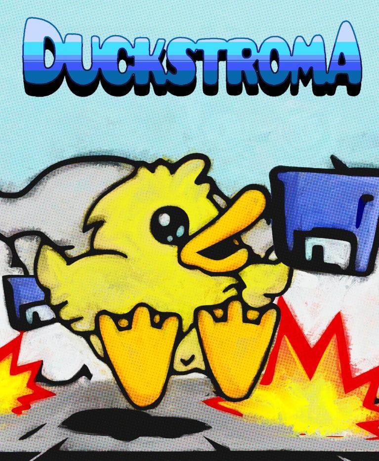 EmKQttqWoAIu0ce Duckstroma · ZX Spectrum