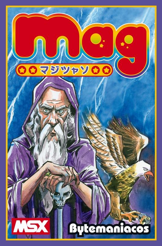 MAGICIAN POR Mag The Magician · MSX
