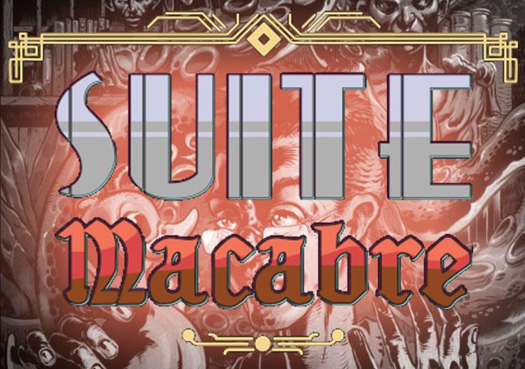 Suite Macabre · MSX