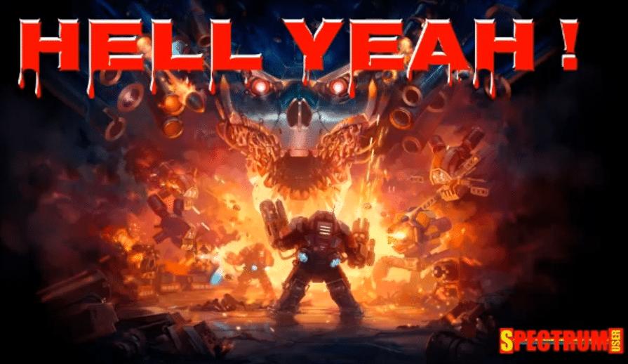 Sin titulo Hell Yeah · ZX Spectrum
