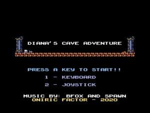 Dianafinal 2 0001 Diana Cave Adventure· MSX